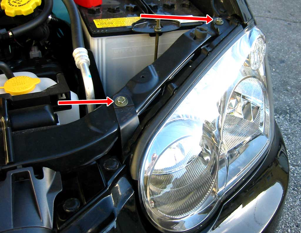 How To Clear My04 Headlights Photo Instructions Nasioc